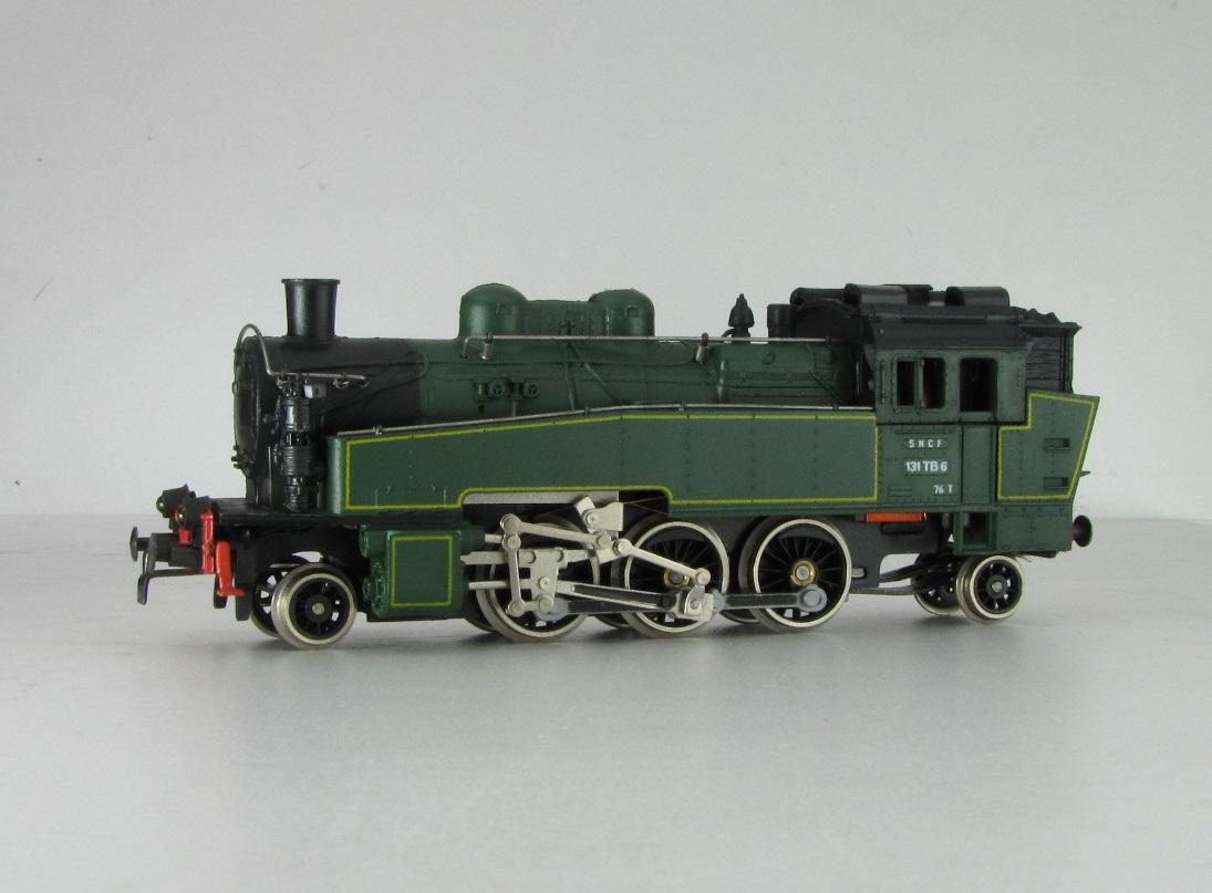 Locomotora 131 SNCF