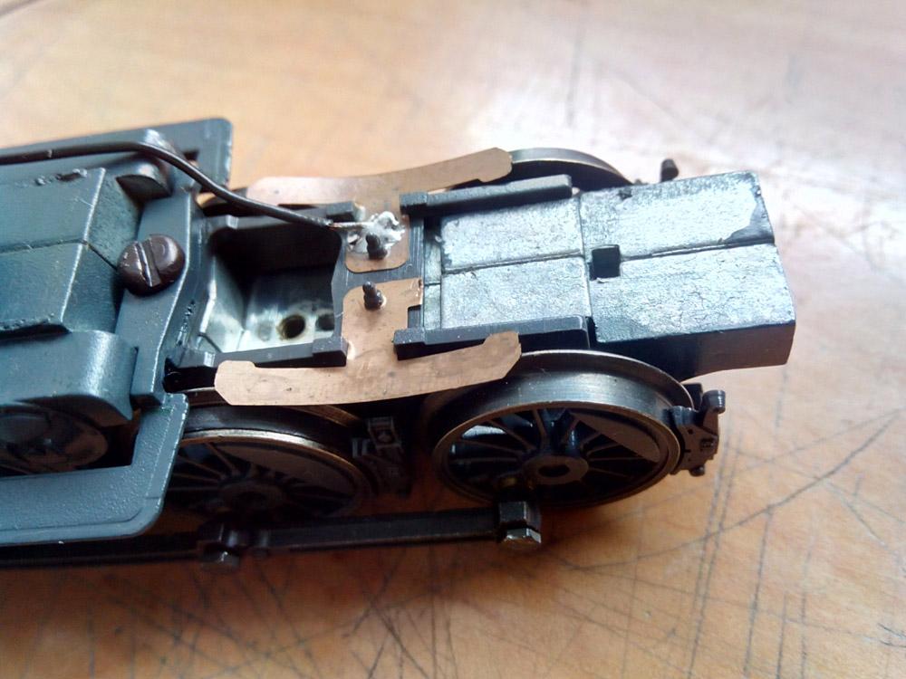 Digitalizacion locomotora Ae 6/8 cocodrilo Roco