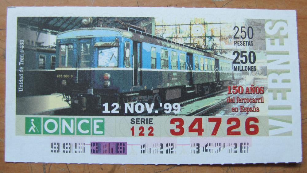 Unidad de tren s/433