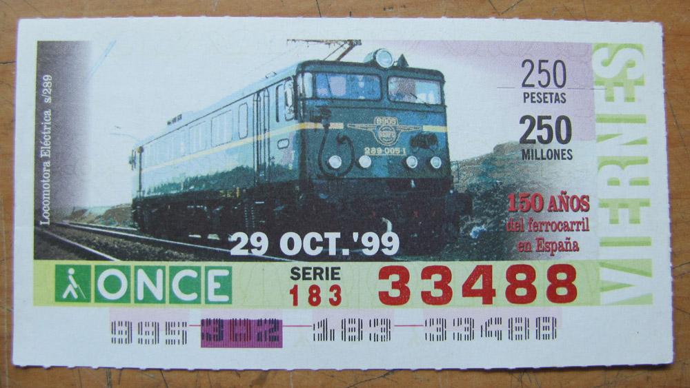 Locomotora eléctrica s/289