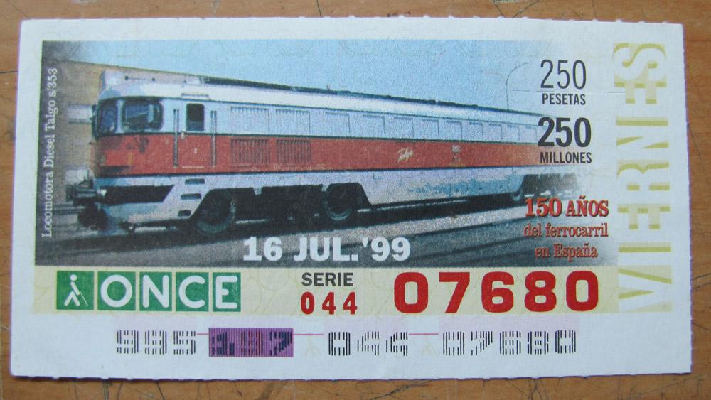 Locomotora diesel Talgo s/353