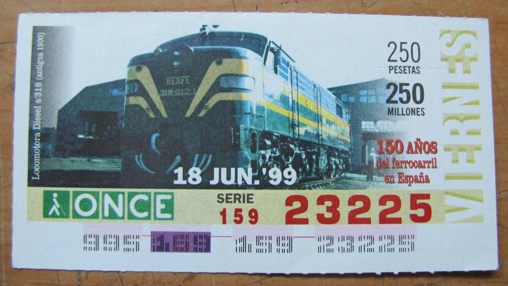 Locomotora diesel s/318