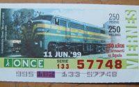 "Locomotora diesel ""Marilin"" s/316"