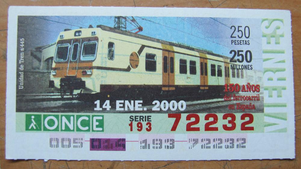 Unidad de tren s/445