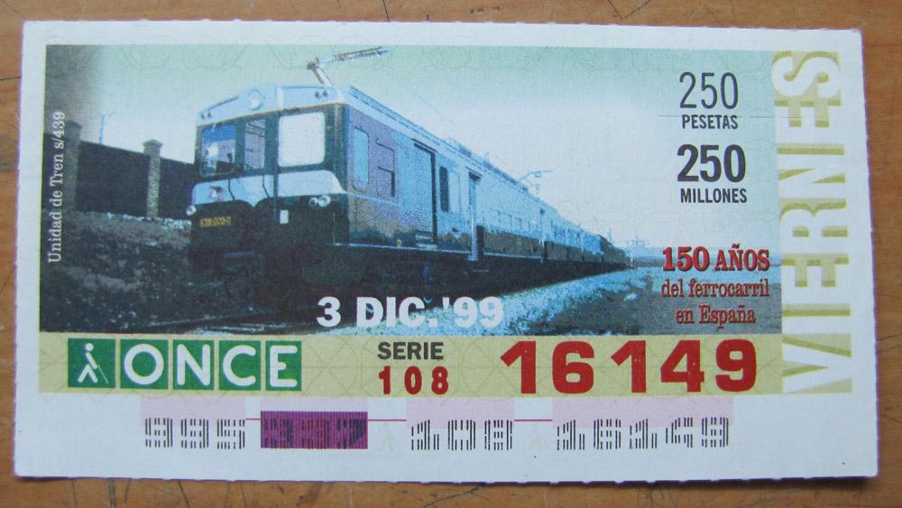 Unidad de tren s/439