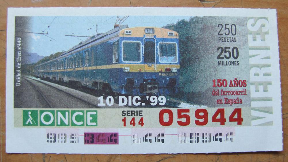 Unidad de tren s/440