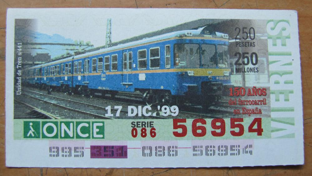 Unidad de tren s/441
