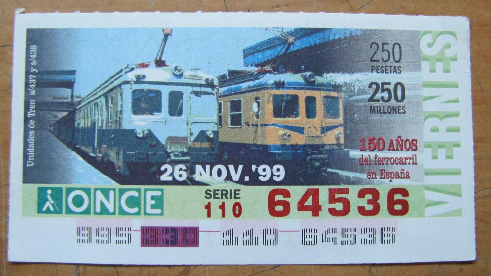 Unidades de tren s/437 y s/438