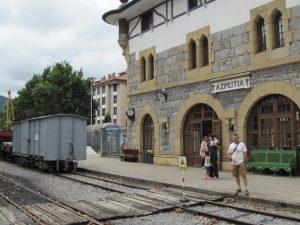 Estación de Azpeitia