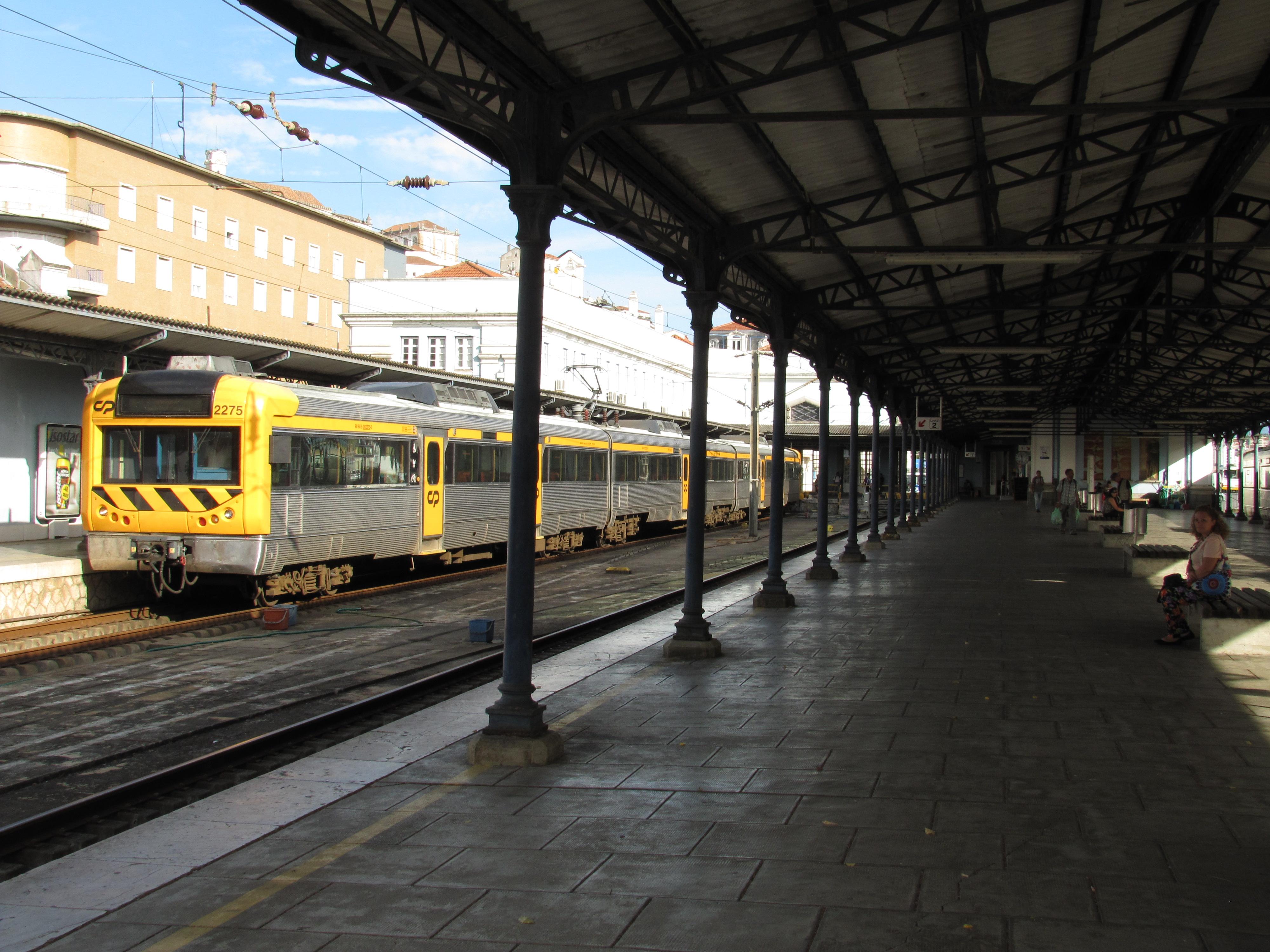 Estación de Coimbra - Portugal