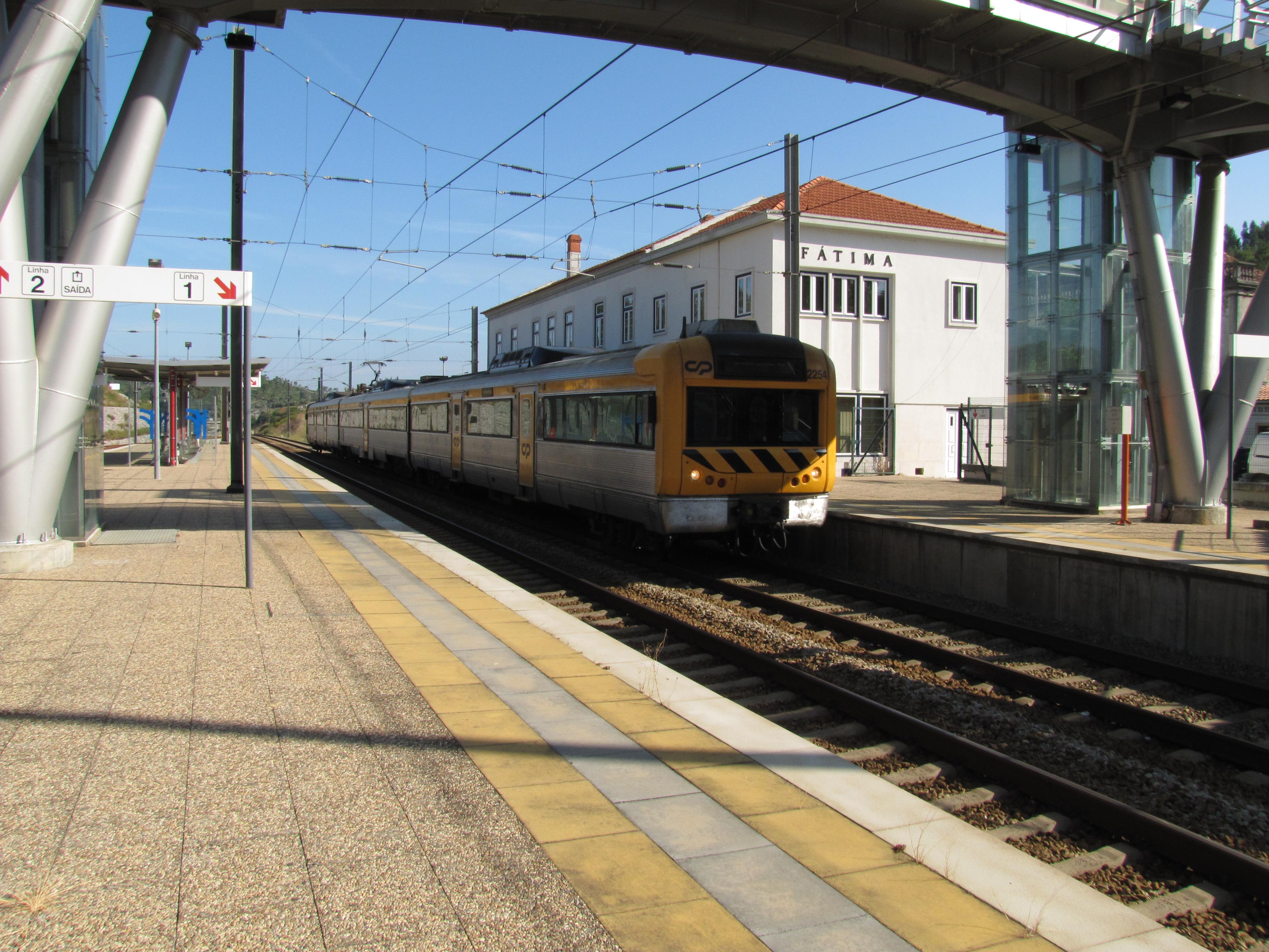 Estación de Fátima - Portugal