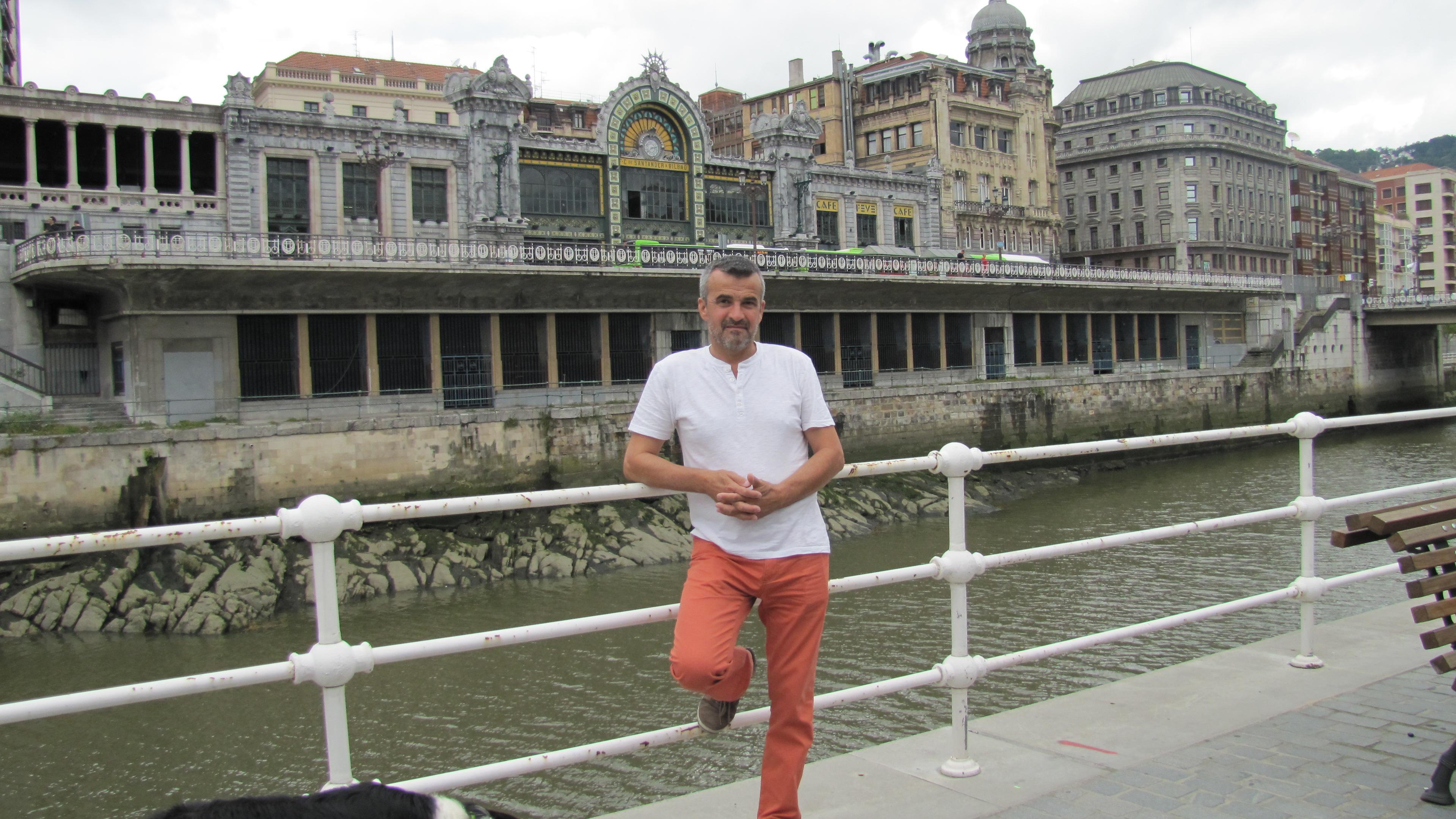 Estación de La Concordia-Bilbao