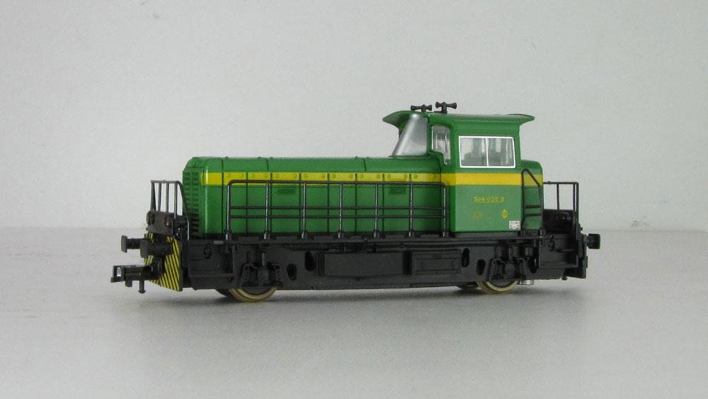 Tractor Renfe 304